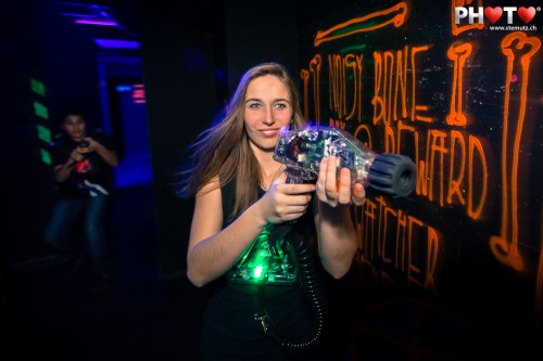 Wednesday's Photo Session @ Laser District, Fribourg, Suisse