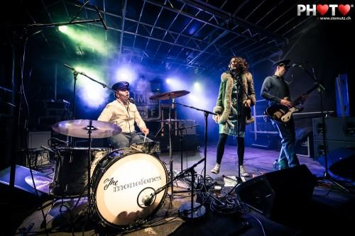The Monofones @ Le Goulag Festival, Pisciculture, Fribourg, Suisse, 23.02.2013