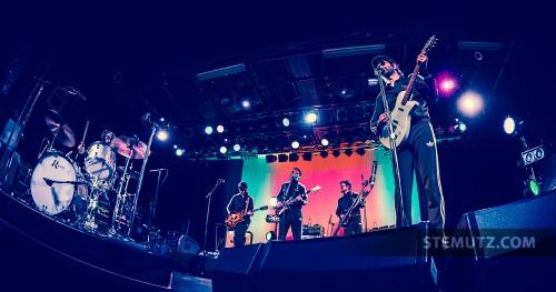 Smooth American Rock ... EELS (US) @ Fri-Son, Fribourg, Switzerland, 15.04.2013