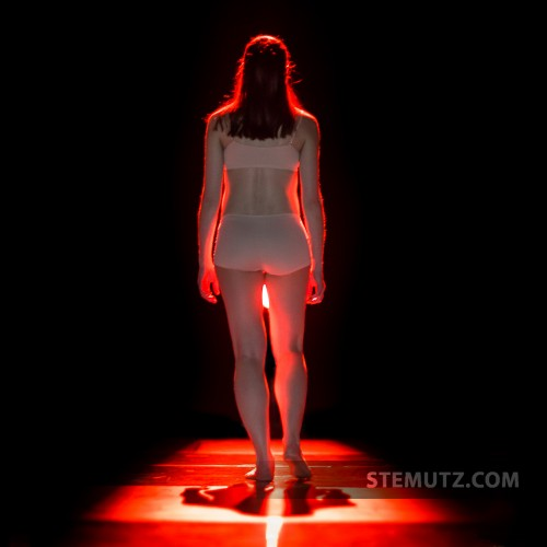 Red Light, Agata Lawniczak ... 13 by Karine Jost @ Nuithonie, Fribourg, Suisse