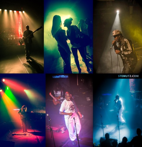 Colours of Hip-Hop Metal: Brolik Vernissage @ Ebullition, Bulle, Suisse, 31.05.2013