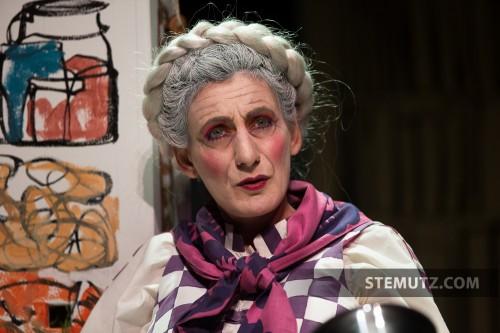 La Mère, Eva Gruber - Opéra Louise MAVRA @ blueFactory, Fribourg