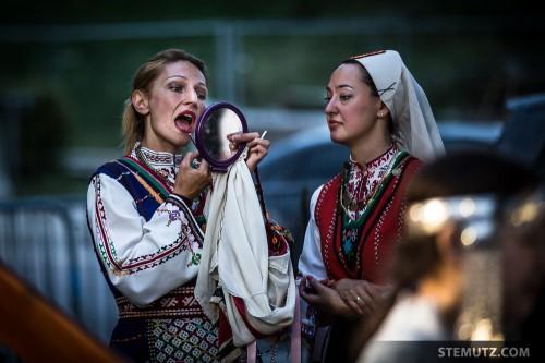Bulgaria Lipstick ... RFI 2013: Village des Nations, St-Léonard, Fribourg, 17.08.2013