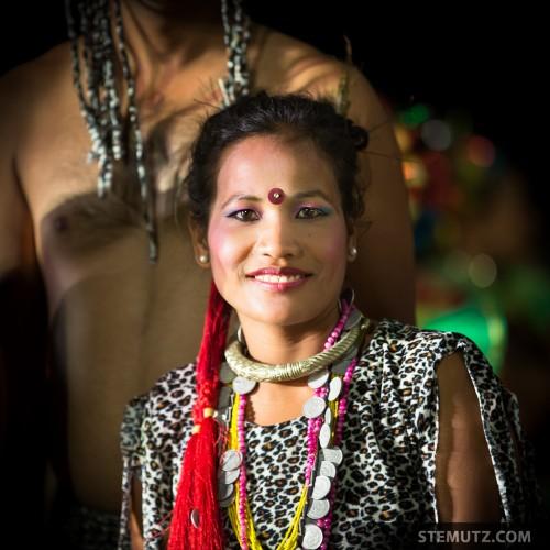 Sapana from Nepal ... RFI 2013: Village des Nations, St-Léonard, Fribourg