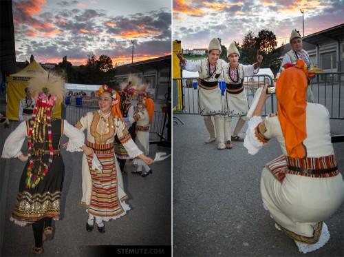 Bulgaria ... RFI 2013: VIP Night, Salle des Fêtes, St-Léonard, Fribourg, Suisse, 12.08.2013