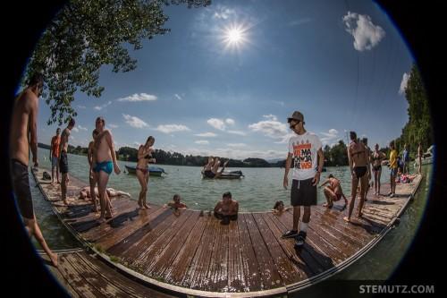 RFI 2013: Game Day at the Lake, Pensier, Switzerland, , 14.08.2013