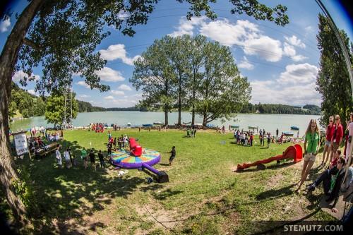 RFI 2013: Game Day at the Lake, Pensier, Switzerland, 14.08.2013