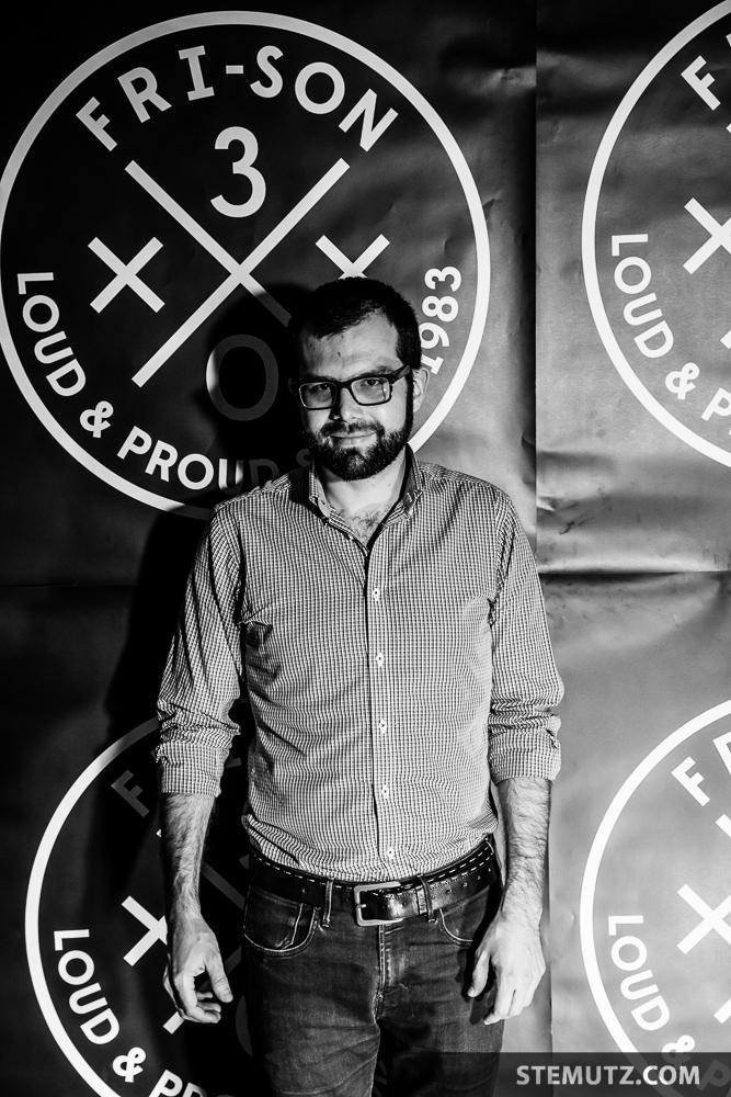 Daniel Prélaz ... 30 Years of Fri-Son Party, Fribourg, Switzerland, 26.10.2013