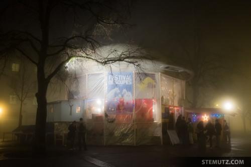 Festival de Soupes 2013 @ La Tuile, Place-Python, Fribourg, Suisse, 20.12.2013