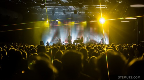 Sold-Out Show ... Sophie Hunger @ Fri-Son, Fribourg, Switzerland, 21.12.2013