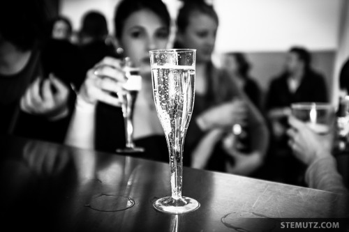 Happy Champagne ... New Year SLIP Party @ Nouveau Monde, 31.12.2013
