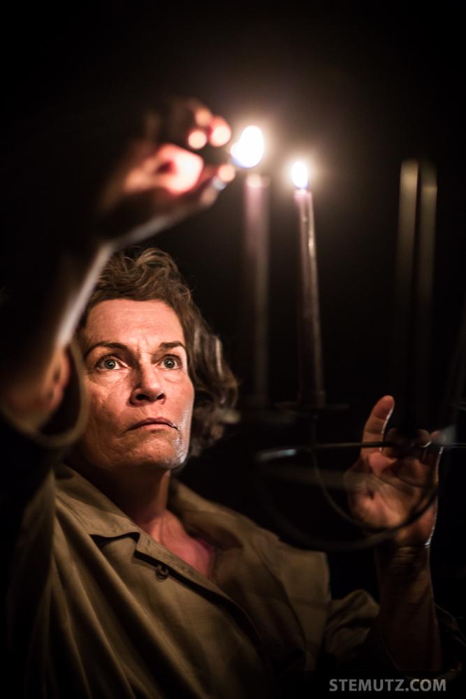 Caroline Saugy alias Claude ... Fugueuses @ Théâtre 2.21, Lausanne, Suisse