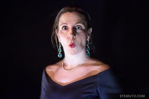 Martine Margairaz alias Margot ... Fugueuses @ Théâtre 2.21, Lausanne, Suisse