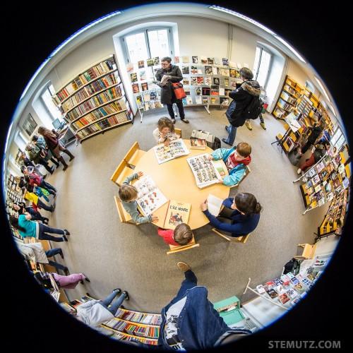 Meet me at the Library, Part 1 @ Fête de la danse 2014, Fribourg