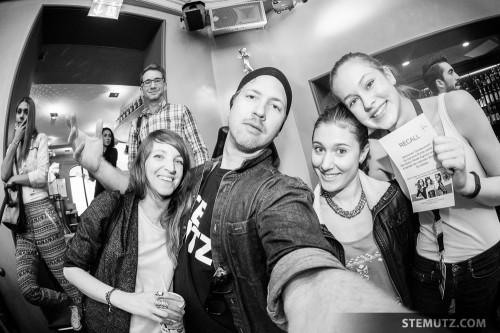 Final Selfie .. Nadja K. @ Elite Model Look Contest, Bern, 12.04.2014