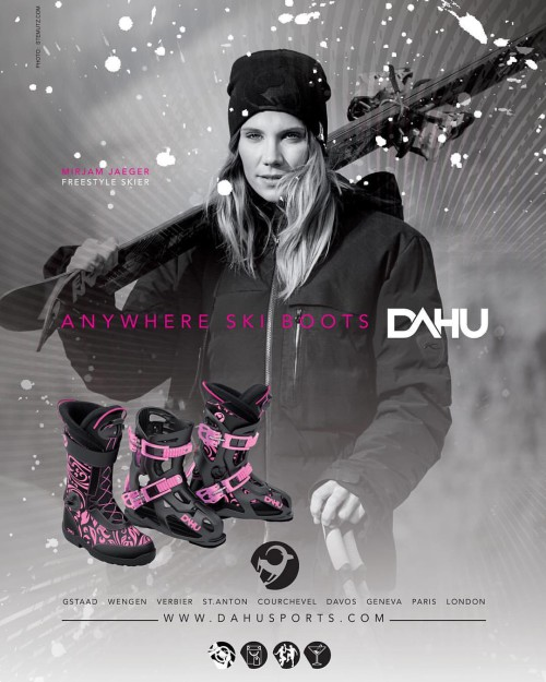 DAHU #FreeYourFeet with Brand Ambassador Mirjam Jäger by STEMUTZ PHOTO