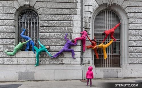 Next Generation? ... urbanthropus by Da Motus! @ Fête de la danse 2014, Fribourg