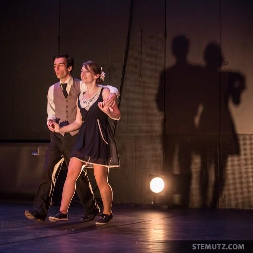 Swingers ... Dance Juke-Box @ Fête de la danse 2014, Fribourg