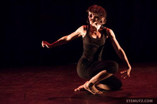 Rut Pellerano ... Dance Juke-Box @ Fête de la danse 2014, Fribourg