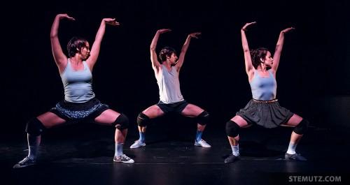 MG2, Bleus ... Dance Juke-Box @ Fête de la danse 2014, Fribourg