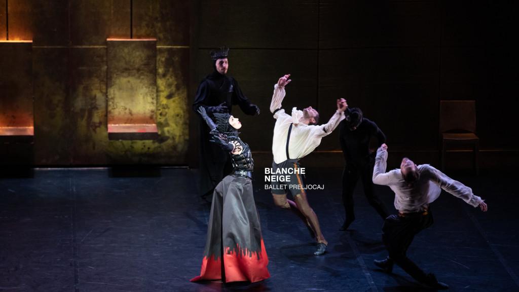 Ballet Preljocaj Blanche Neige @ Equilibre, Fribourg, 16.05.2019 © Stéphane Schmutz / STEMUTZ.COM