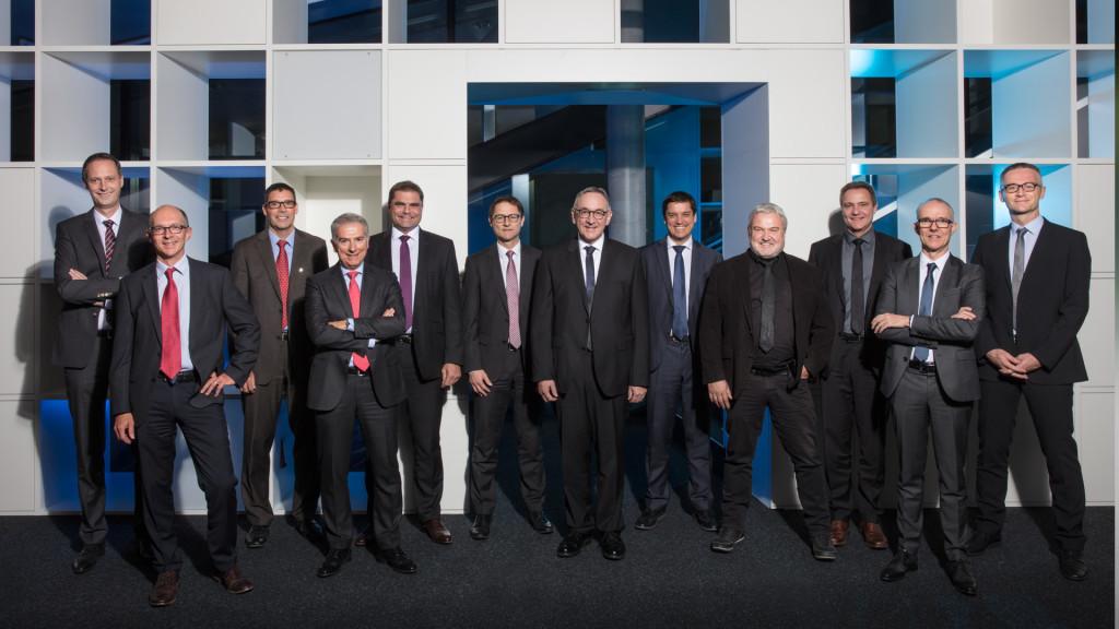Groupe E Nouvelle direction 2017-2018