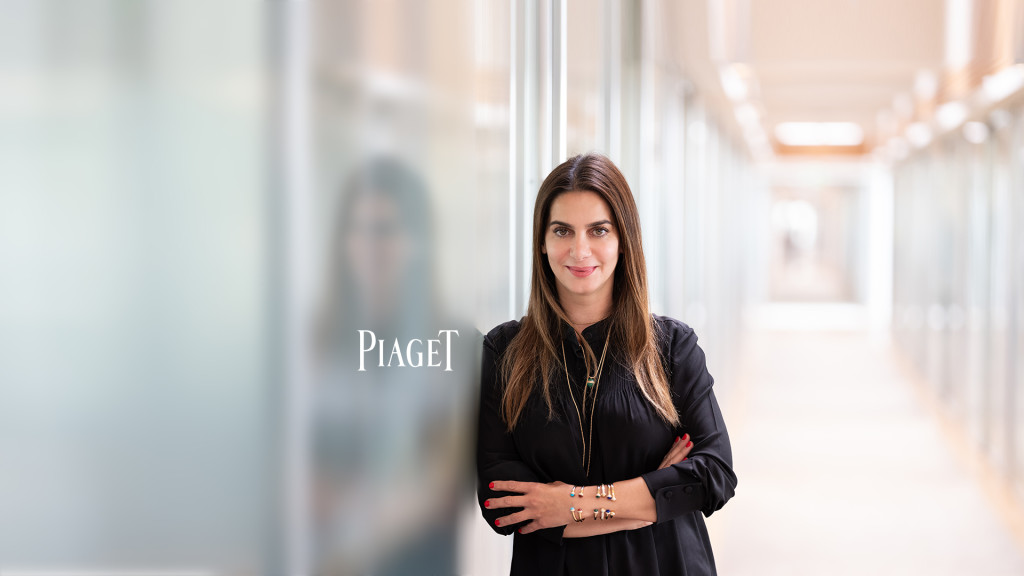 PIAGET C.E.O. Chabi Nouri, for Universitas by STEMUTZ