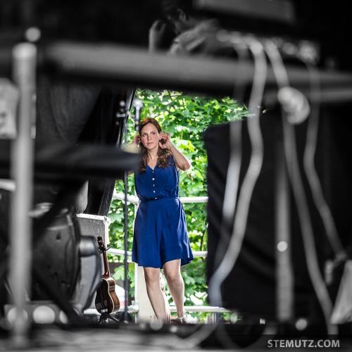 Laure Perret  @ Les Georges Festival, Fribourg, 19.07.2014
