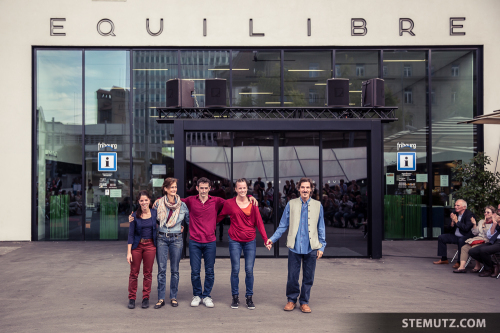 Take-Air - Da Motus! @ Equilibre, Fribourg, 04.09.2014