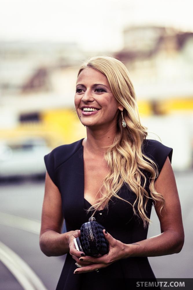 Christa Rigozzi … Elite Model Look Contest, Finale @ Maag Hall