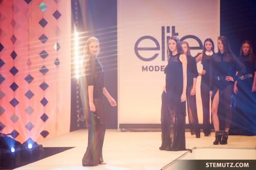 Emma Tara Eicher … Elite Model Look Contest, Finale @ Maag Halle