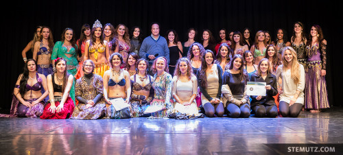 Contest @ Esquisse d'Orient, Fribourg, Switzerland, 31.10.2014