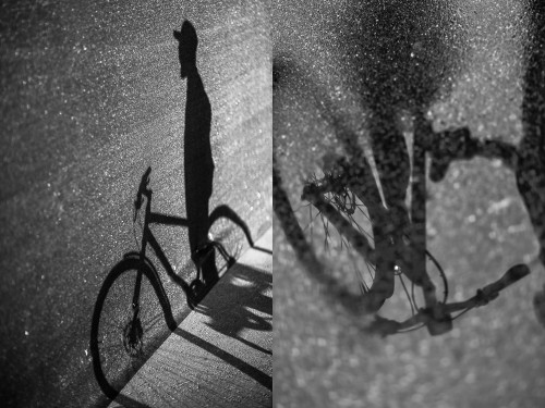 SCOTT Urban Bikes: Perfect End of Day Atmospheres: Once sunny, once rainy! :-)