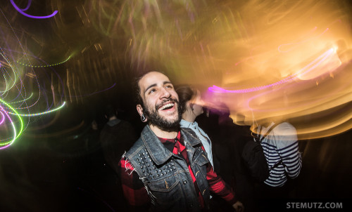 Kellerkind Jay ... Swatch Up Your Night @ Fri-Son, Fribourg, 06.02.2015