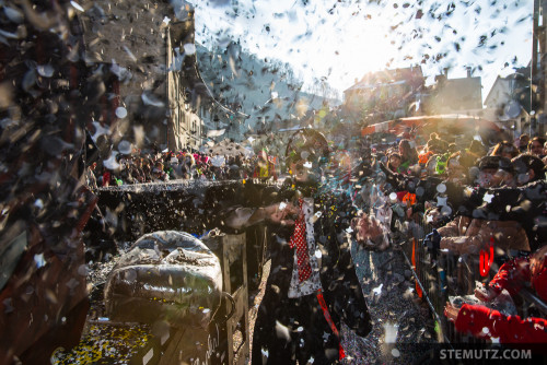 Carnaval des Bolzes 2015, Fribourg, 15.02.2015