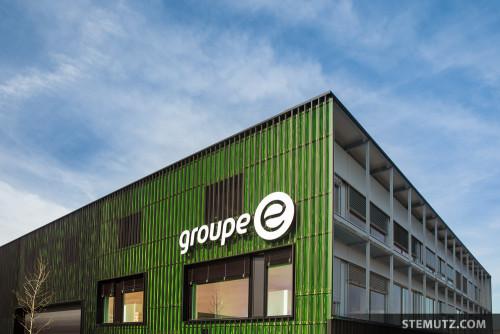 Groupe E Corporate Shoot @ Aéropole , Payerne, Suisse, 09.03.2015