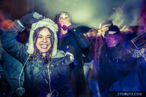The CHIKITAS @ Le Goulag Festival 2015, Fribourg, 28.02.2015