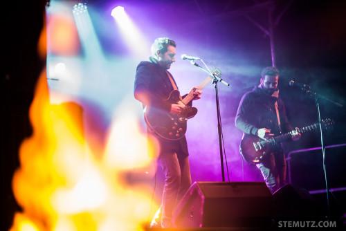 TAR QUEEN @ Le Goulag Festival 2015, Fribourg, 28.02.2015