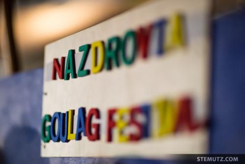 Le Goulag Festival 2015, Fribourg, 28.02.2015