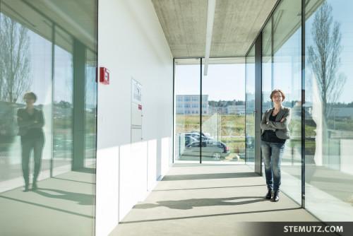 Corporate Portrait Isabelle Odin, Gainerie Moderne, 07.04.2015