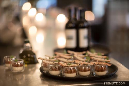 Delicious Food ... 40 Years Party Sébastien Virdis @ Cyclo Café, Fribourg, 02.05.2015