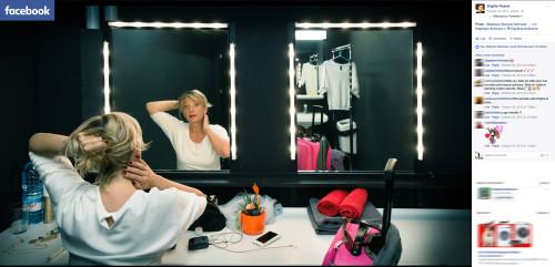 Publication Facebook: Brigitte Rosset Tiguidou Portraits @ Equilibre, Fribourg