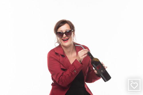 Karine C. Humoriste Portrait Shoot by STEMUTZ.COM, 10.09.2016