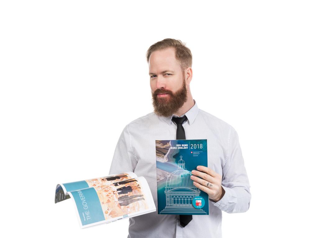 """STEMUTZ published in """"Der Bund kurz erklärt"""" ..."""