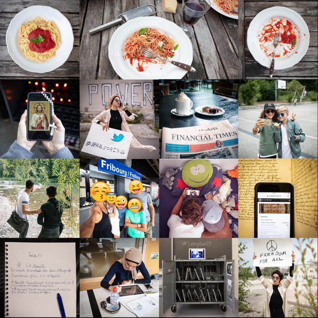 UNIVERSITAS : Médias sociaux - Cover, Illustrations and high-quality portraits by STEMUTZ